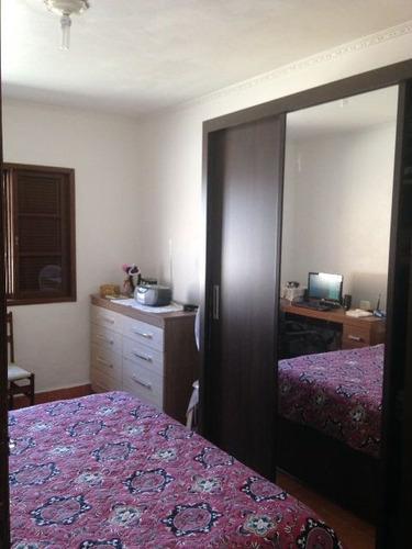 casa com ótimo acabamento e 2 quartos - ref 2726-p