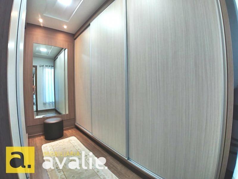 casa com ótimo padrão de acabamento, e totalmente mobiliada! estuda propostas! - 6001952
