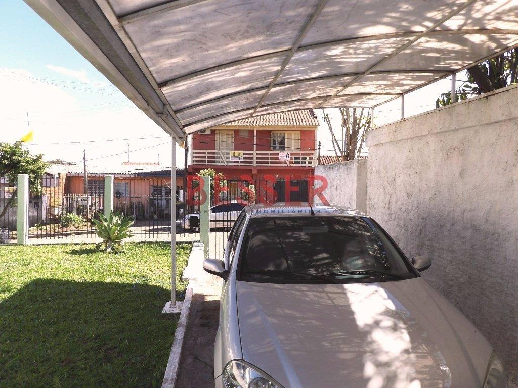 casa com patio em sapucaia do sul - v-366