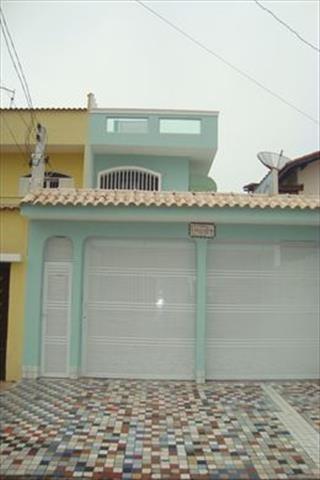 casa com piscina à 100 metros do mar mongaguá c3321