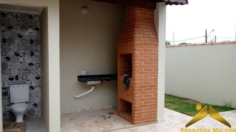 casa com piscina 2 dorm. gaivota - ca00093 - 34496899