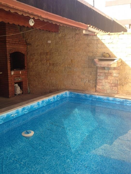 casa com piscina - 2 dorms - zona 1 - praia grande - 670