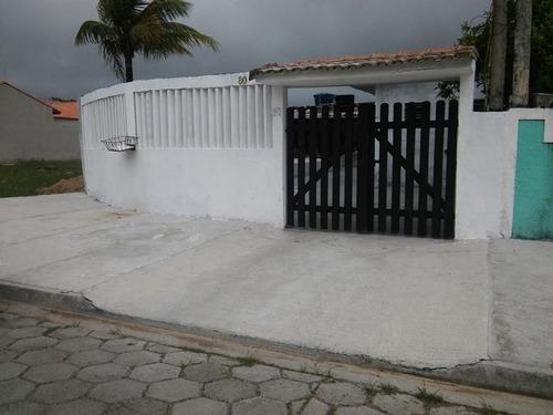 casa com piscina, 3 dorm, escritura, na praia!!!