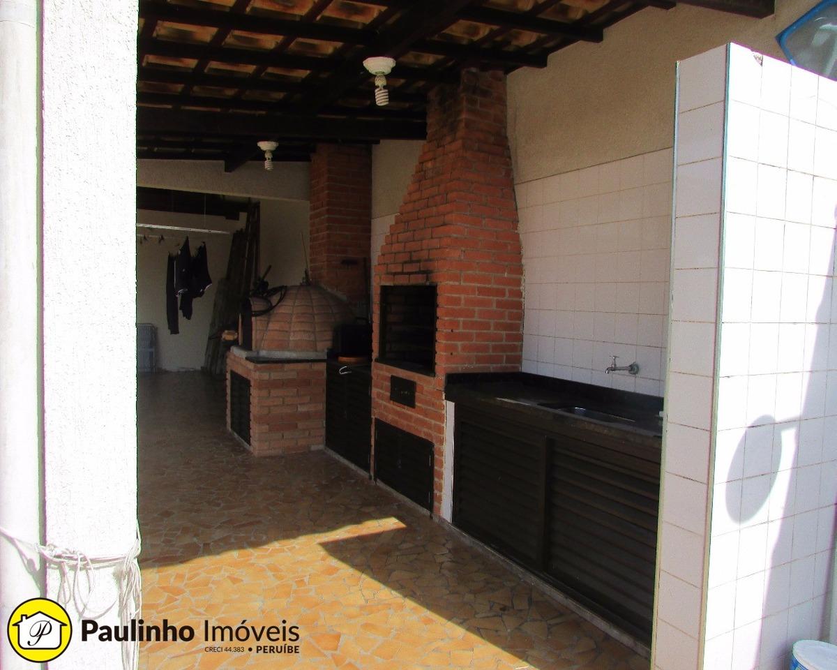 casa com piscina a venda na praia de peruíbe - ca02656 - 4792846