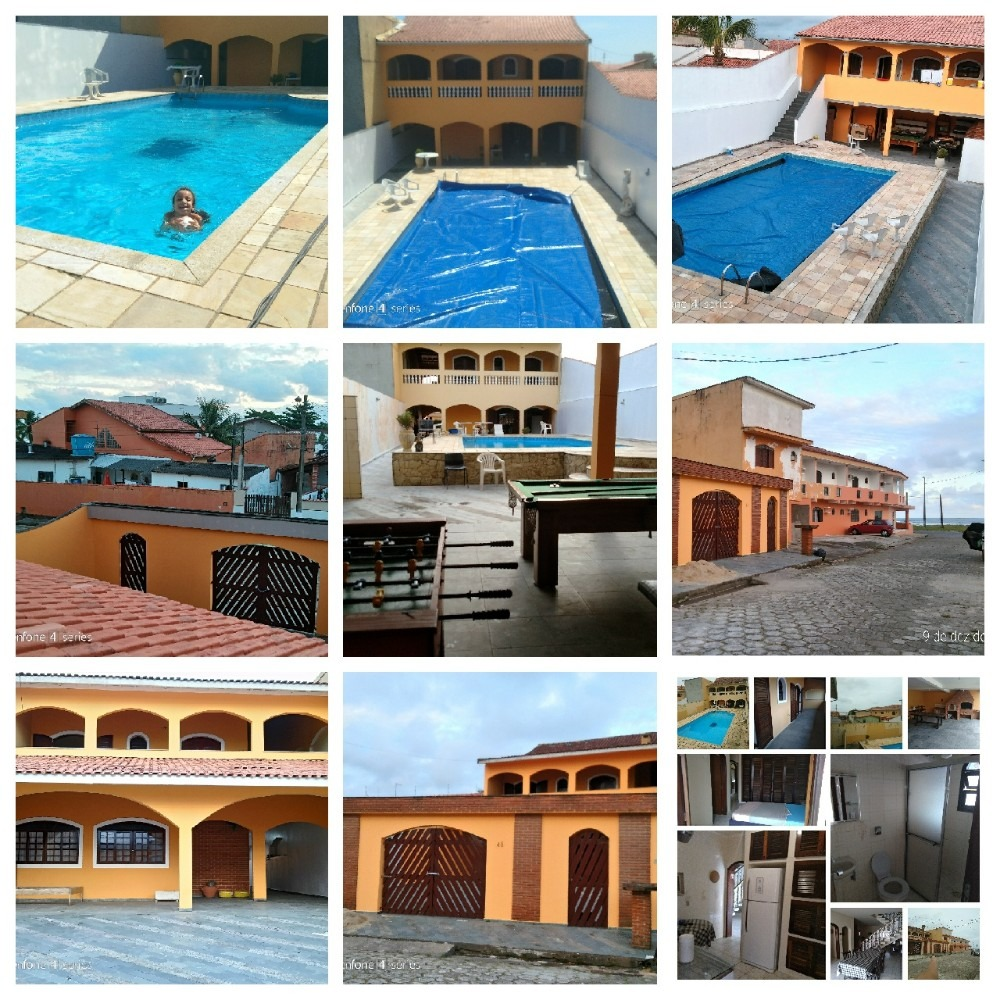 casa com piscina aquecida, pé na areia , ar cond - jogos