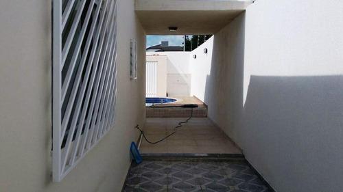 casa com piscina - bairro colonial - cs367v