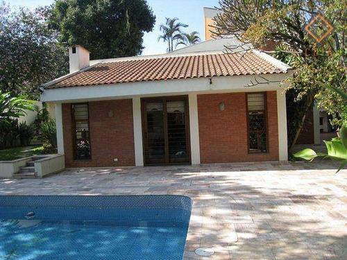 casa com piscina e 3 quartos, 403 m² no melhor ponto do bairro. - ca2632