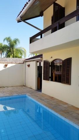 casa com piscina e churrasq. 50 ms da praia-portal patrimonium - 214