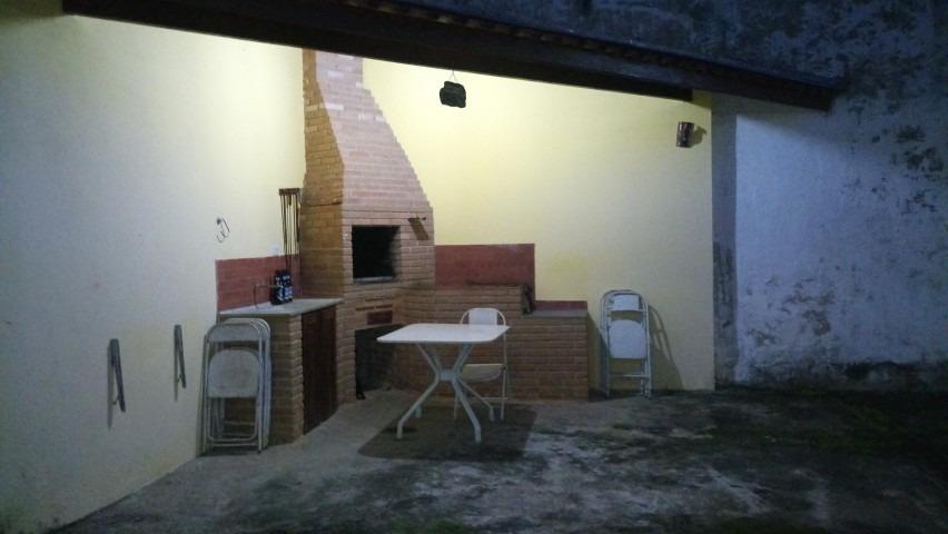 casa com piscina e churrasqueira- martin de sá - 171
