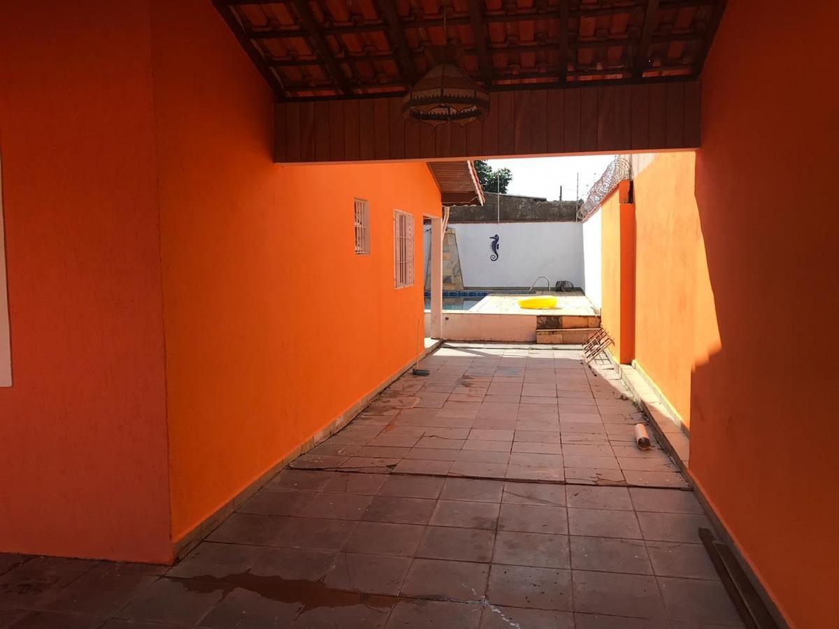 casa com piscina em itanhaém aceita parcelamento direto