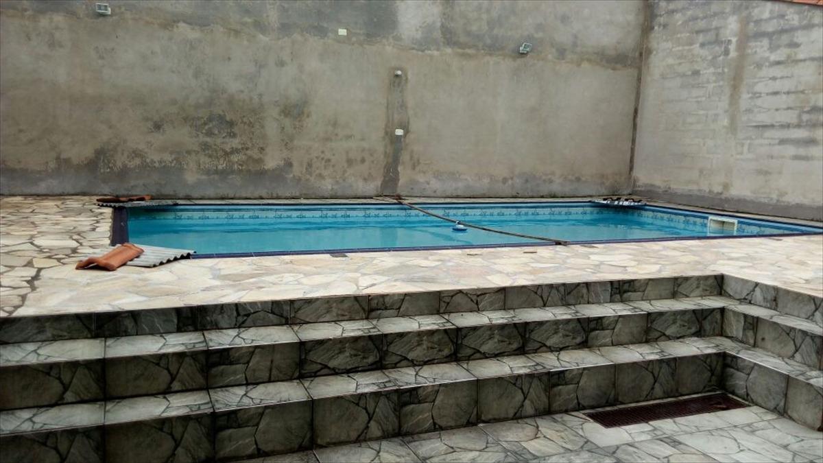 casa com piscina em mongaguá r$ 280 mil -  c5389