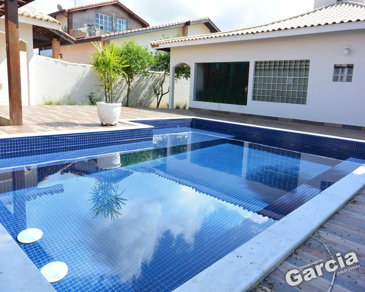 casa com piscina em peruíbe - 4584 - 34457411