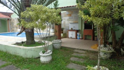 casa com piscina  lado praia savoy itanhaém litoral sul sp