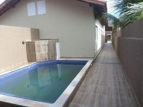 casa com piscina na praia de itanhaém - financie - fgts