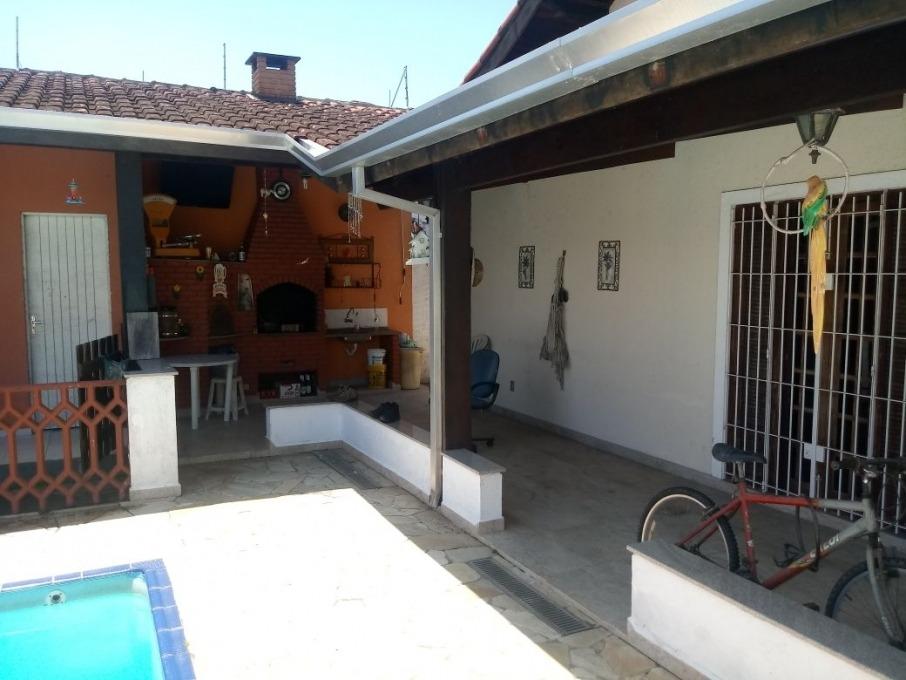 casa com piscina no bairro jardim britãnia - 80
