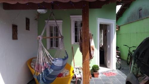 casa com piscina, no balneário gaivota, em itanhaém
