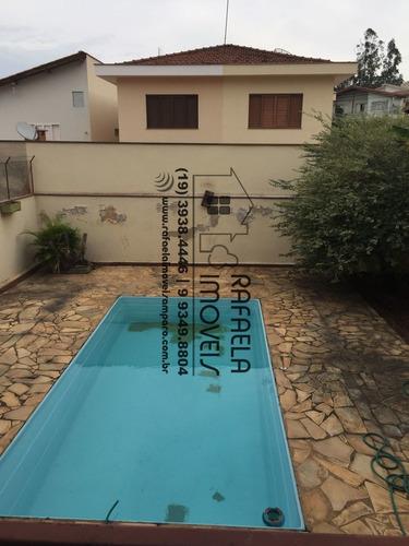 casa com piscina no jardim itália em amparo