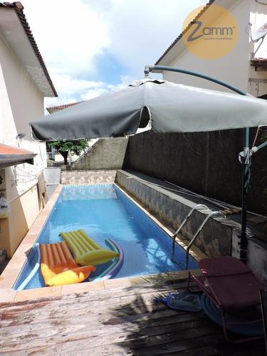 casa com piscina no villa flora - codigo: ca1837 - ca1837
