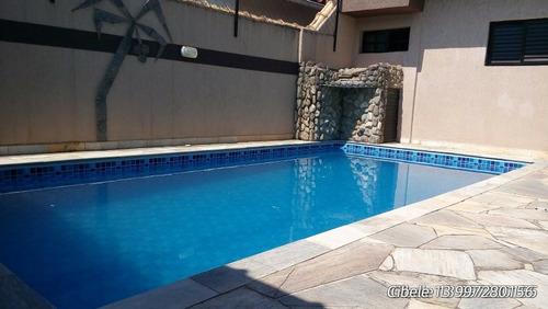 casa com piscina para temporada c 3 dorm para ate 15 pessoas