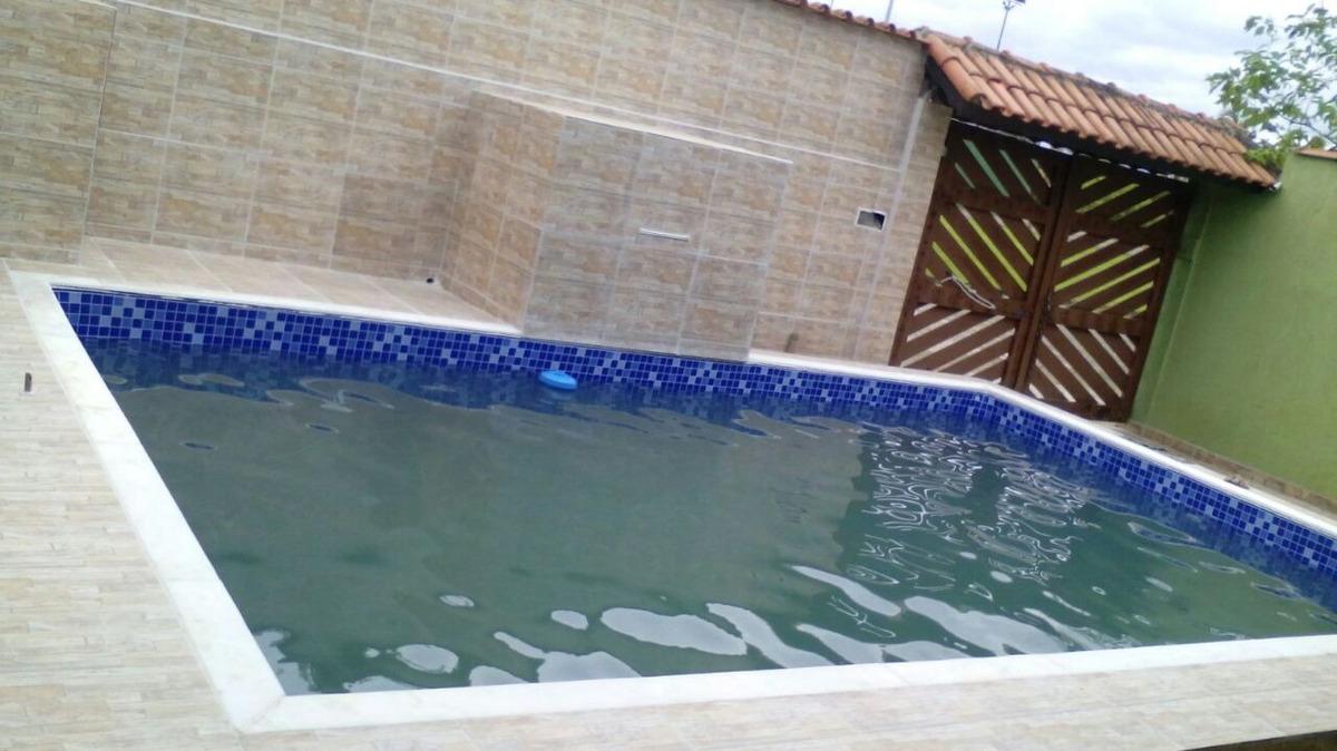 casa com piscina rua tupinambas 100m da praia, frente praça