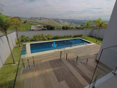 casa com piscina à venda, condomínio alphaville i, são josé dos campos-sp - ca1035