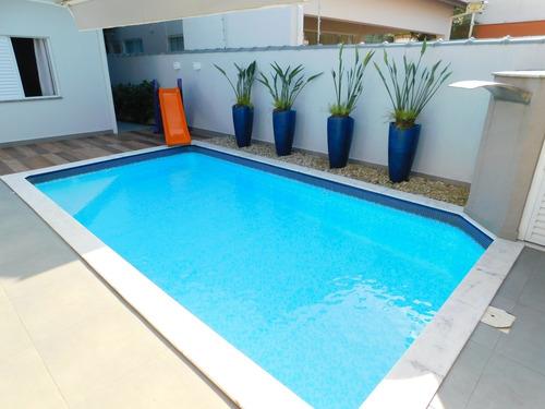 casa com piscina à venda no jardim márcia em peruíbe.
