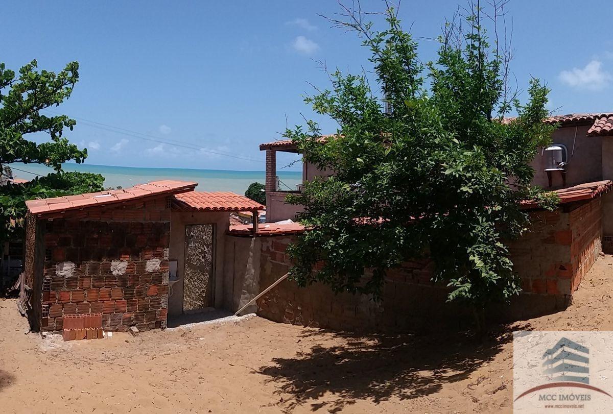 casa com ponto comercial  a venda na praia de sagi, baía formosa