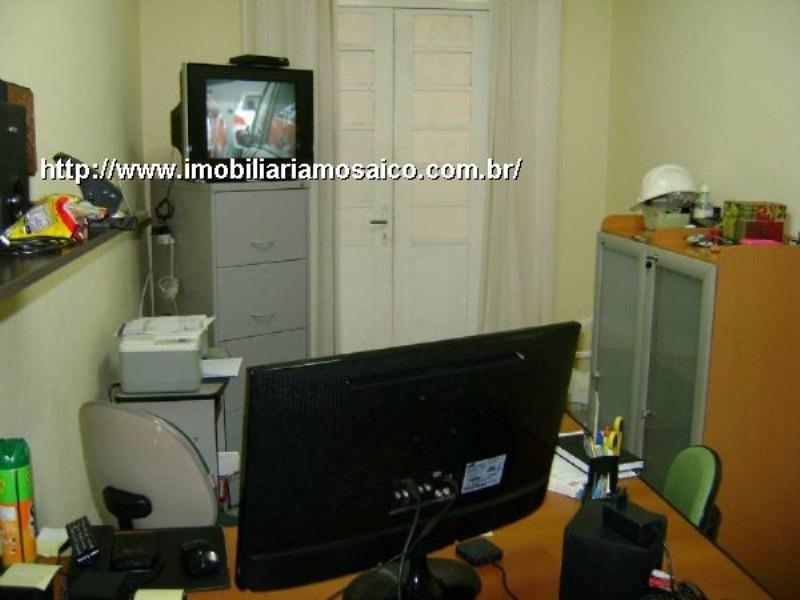 casa com salão, com edícula, quintal na vila municipal - 93568 - 4491874
