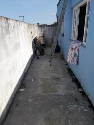 casa com salão comercial e 2 quartos em itanhaém - 5270/p