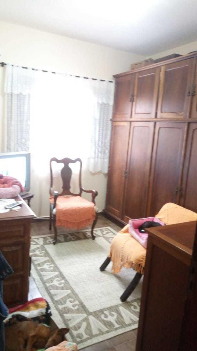 casa com salão para comercio ou residencia