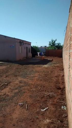 casa com terreno - 15899