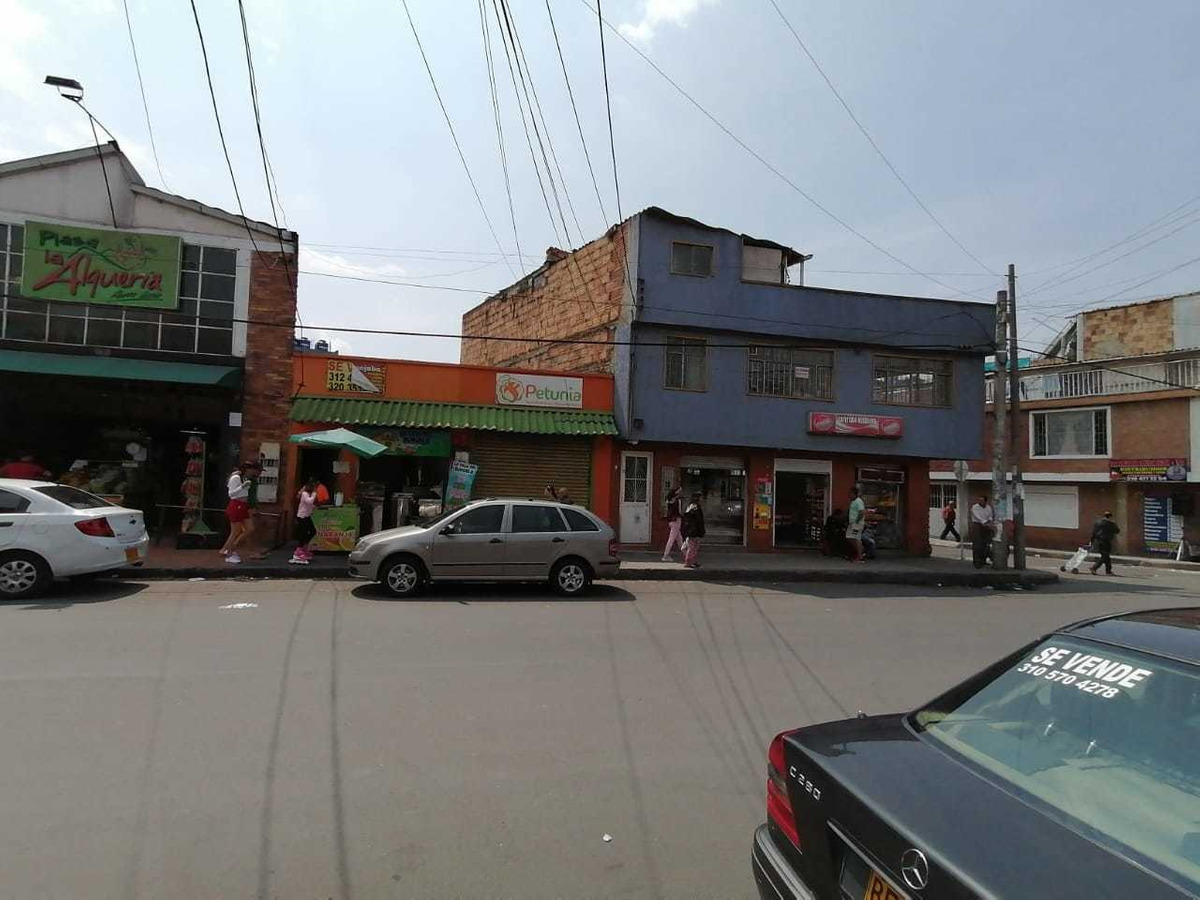 casa comercial barrio alqueria de la fragua
