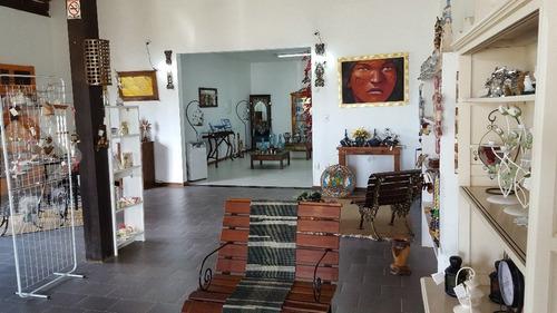 casa comercial - centro - ref: 210885 - v-210885