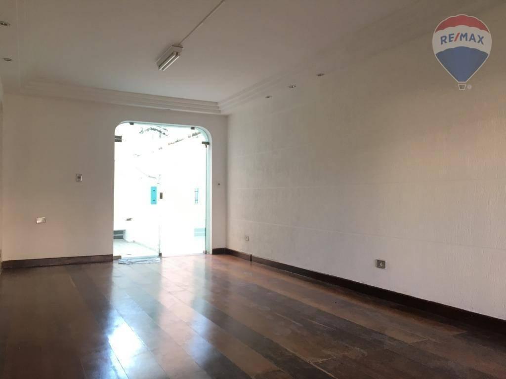 casa comercial com 1 vaga de garagem - vila mariana. - ca1257