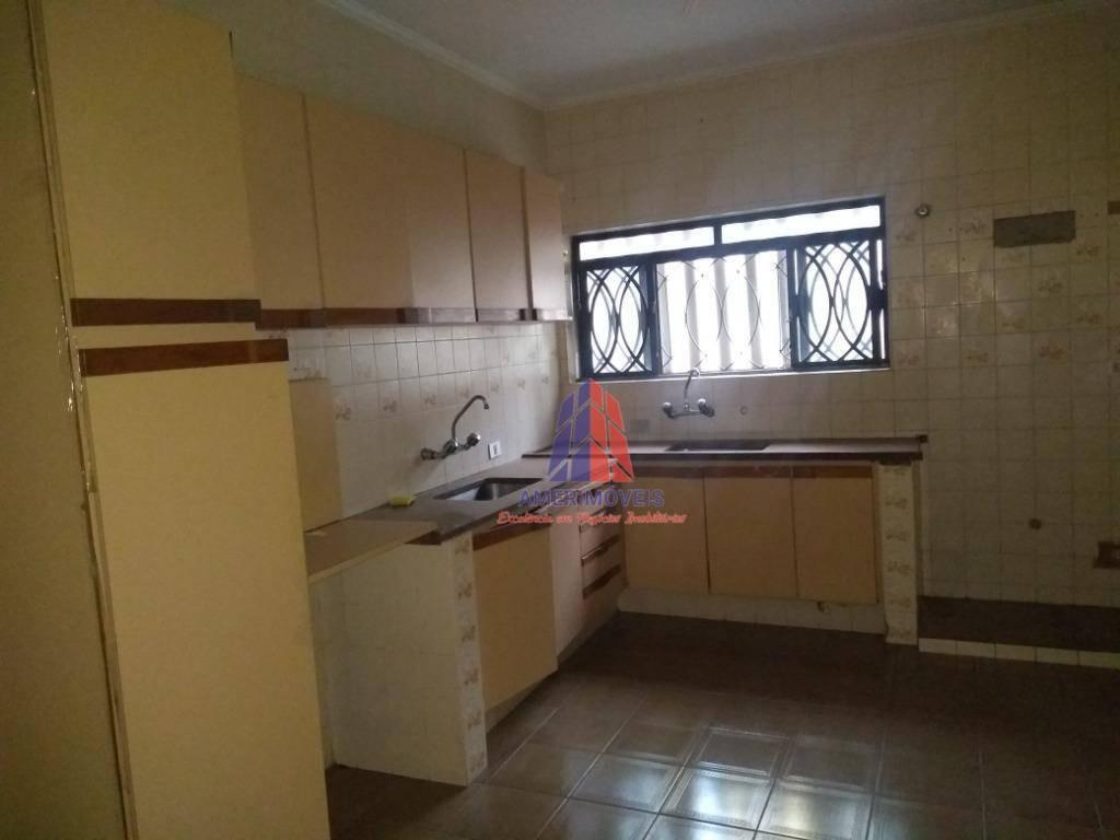 casa comercial com 2 dormitórios para alugar, 220 m² por r$ 3.000/mês - centro - americana/sp - ca0763
