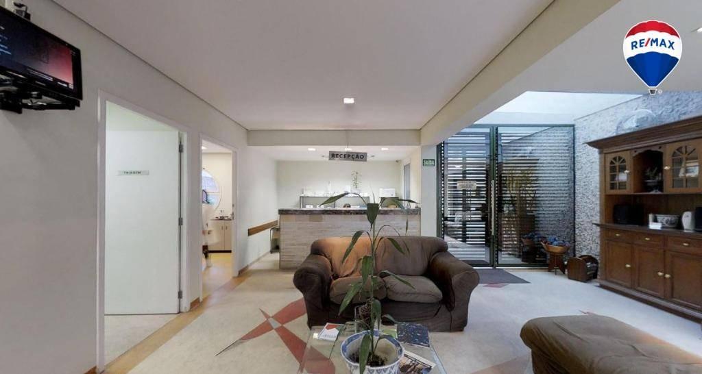 casa comercial com 3 vagas de garagem - indianópolis - ca1373