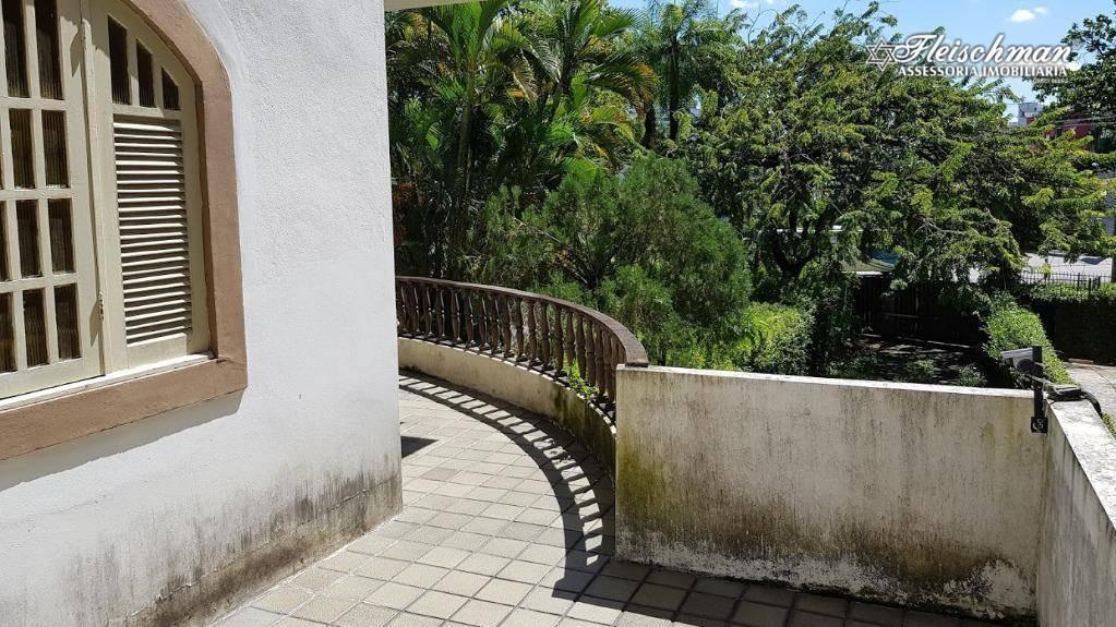 casa comercial com área de 1.050m²- parnamirim - recife/pe - ca0318