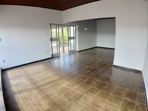 casa comercial com terreno grande - 20785