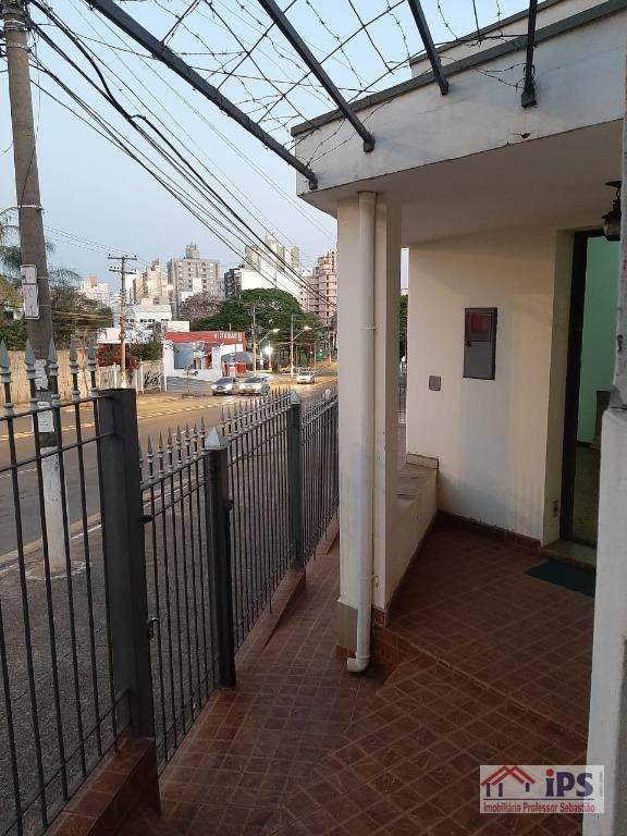 casa comercial em avenida com bastante fluxo - so0520