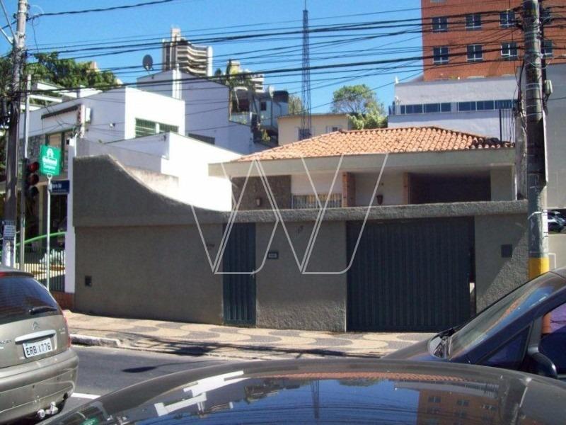 casa comercial em campinas - sp, cambuí - ca00684