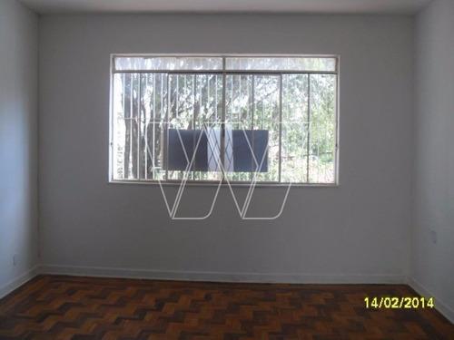 casa comercial em campinas - sp, cambuí - ca00687