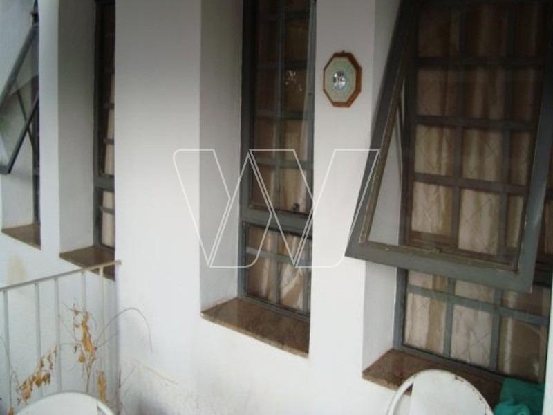 casa comercial em campinas - sp, jardim chapadão - ca00806