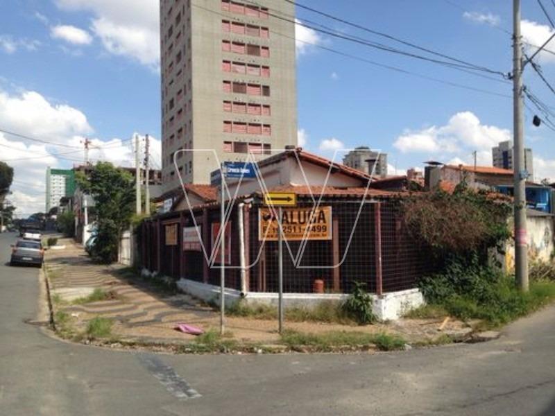 casa comercial em campinas - sp, vila estanislau - ca00832