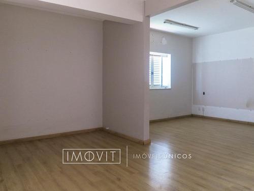casa comercial em ponto estratégico no nova campinas - ca0608