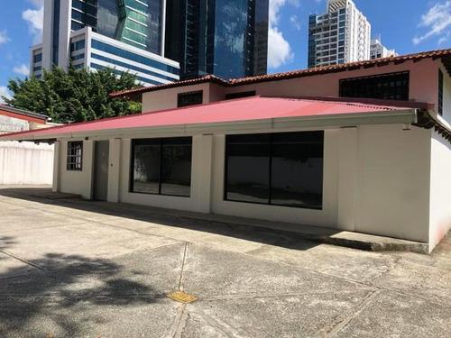 casa comercial en alquiler en obarrio 19-319 emb