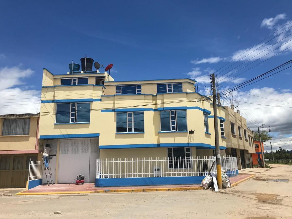 casa comercial en duitama venta  o permuta 100%