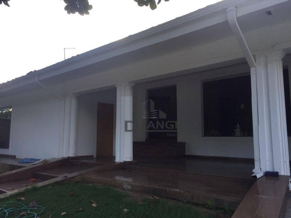 casa comercial na frente para lagoa do taquaral em campinas sp. - ca11919