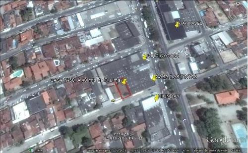 casa comercial no farol  (cód. 4606)