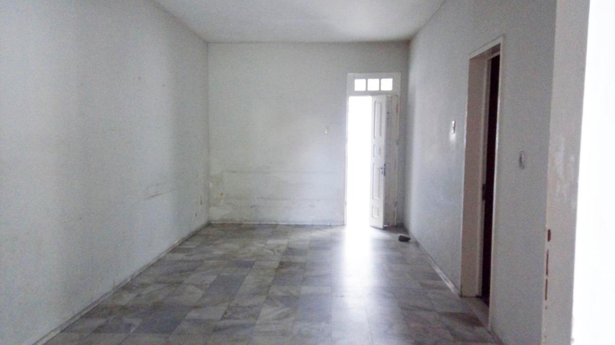 casa comercial ou residencial no centro - 4 quartos, garagem