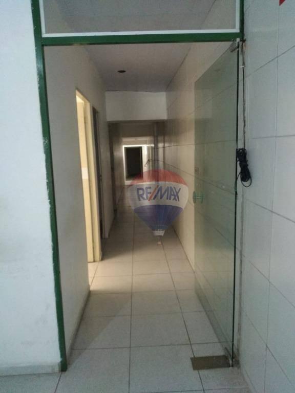 casa comercial para alugar-340 m² por r$ 3.500/mês - soledade - recife/pe - ca0110